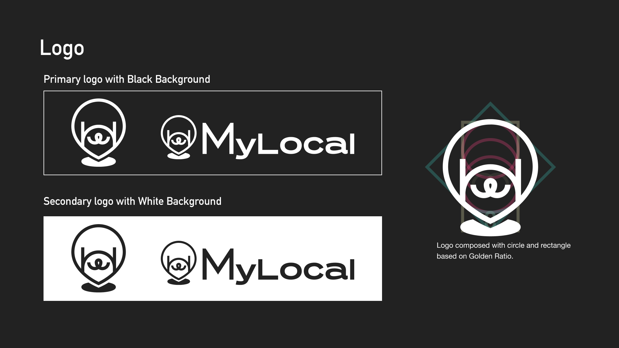 mylocal brand logo